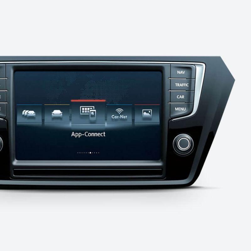 Navigatiesysteem Volkswagen Bedrijfswagens