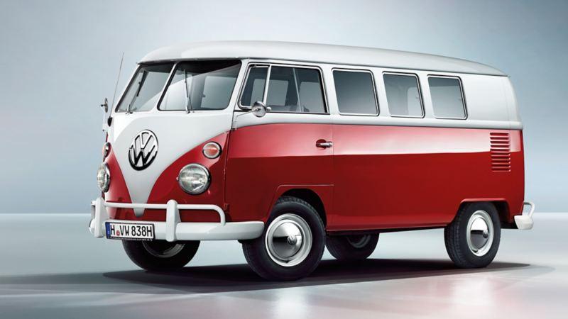 Geschiedenis Volkswagen Bedrijfswagens