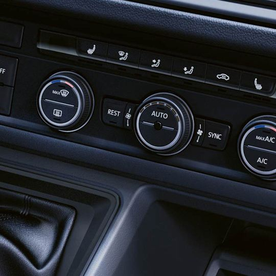 Airco onderhoud van Volkswagen Bedrijfswagens