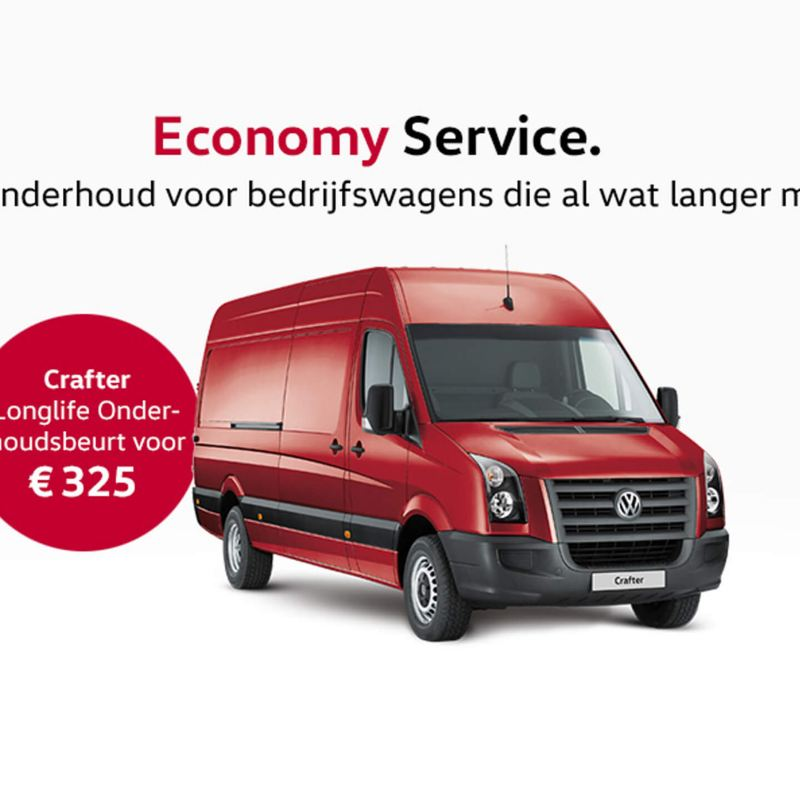 Economy service Crafter