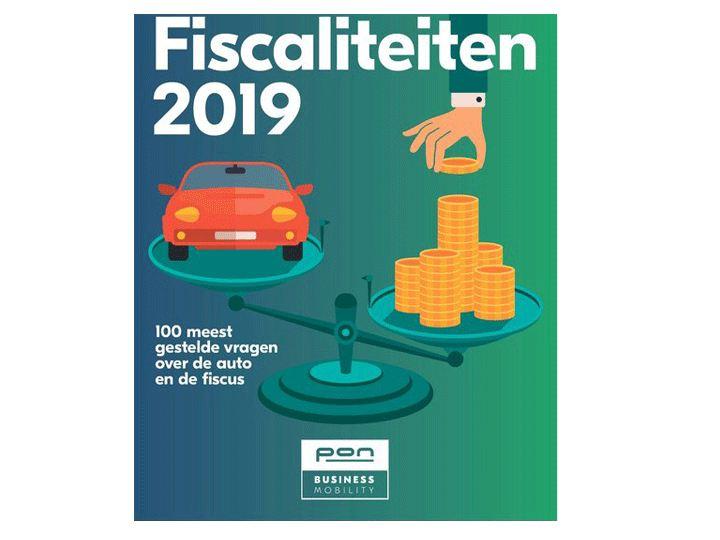 Boekje Fiscaliteiten 2019