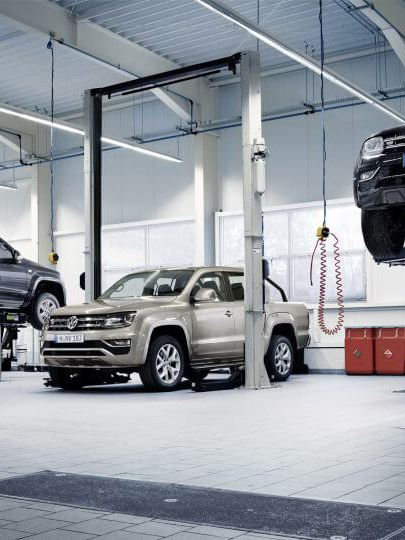 Flexibele openingstijden Garage Volkswagen Bedrijfswagens