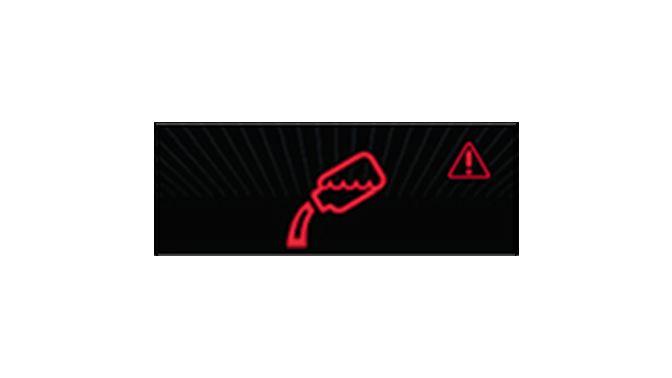 Derde waarschuwing: na uitschakelen auto niet herstarten