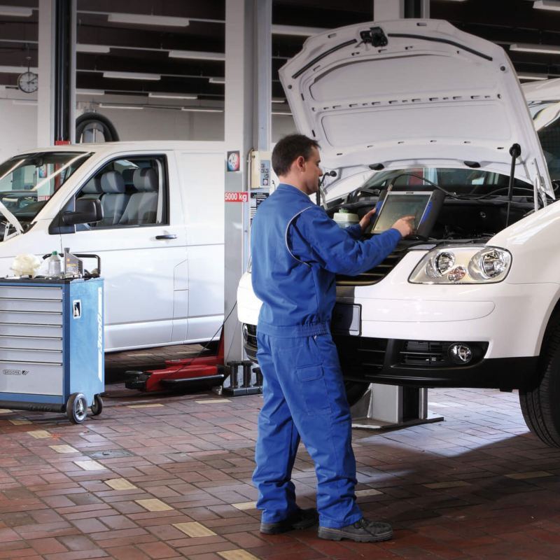 APK van Volkswagen Bedrijfswagen