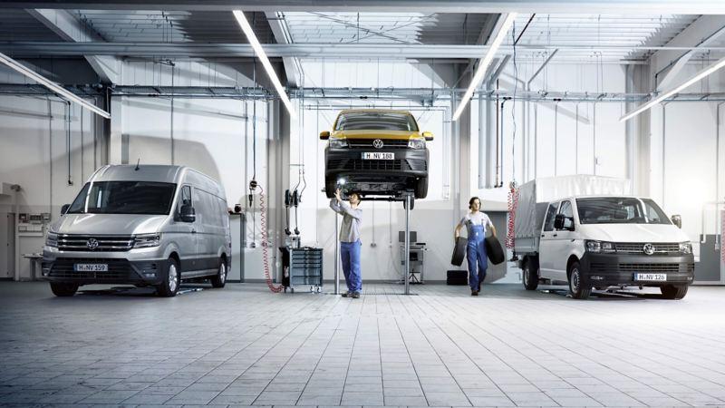 Volkswagen Bedrijfswagencentrum