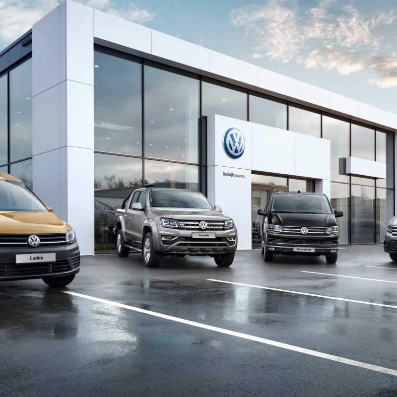 Volkswagen Bedrijfswagens Centrum