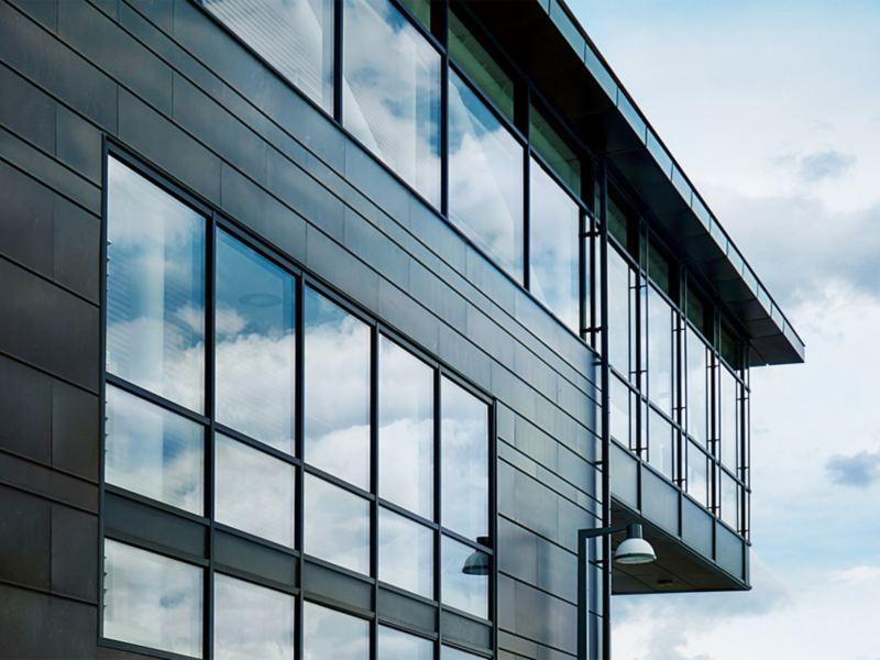 Firmengebäude der Volkswagen Immobilien GmbH