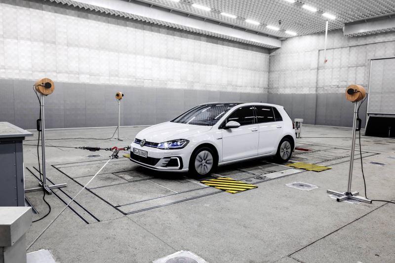 Một chiếc Volkswagen