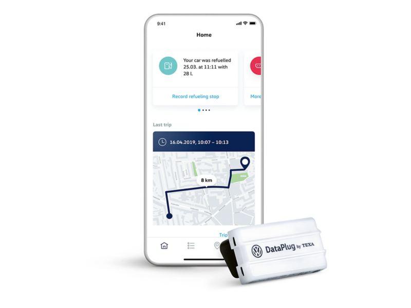 We Connect Go App & DataPlug
