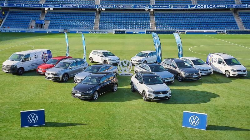 flota Volkswagen CD Tenerife