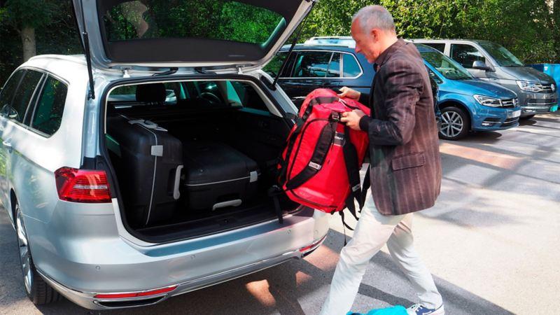 Slik pakker du bilen smart - start med det tyngste