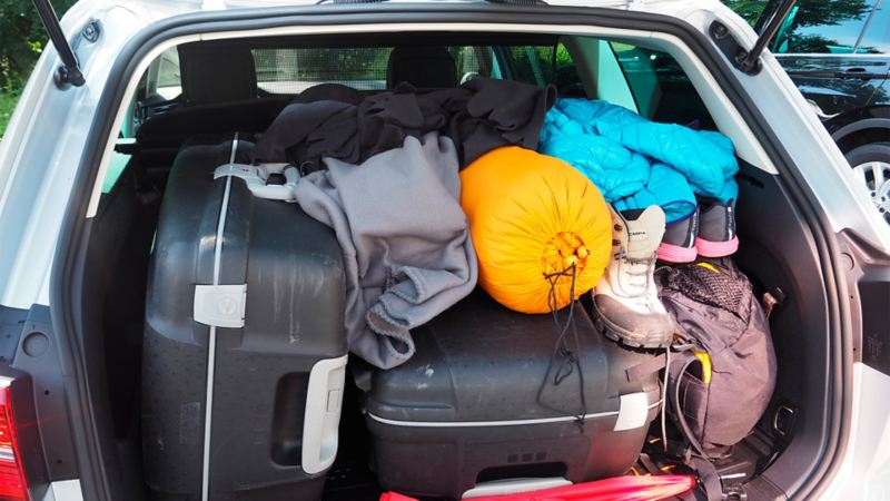 Pakk bilen smart - fyll hulrommene