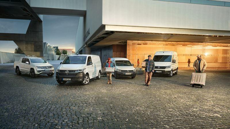 VW Dostawcze