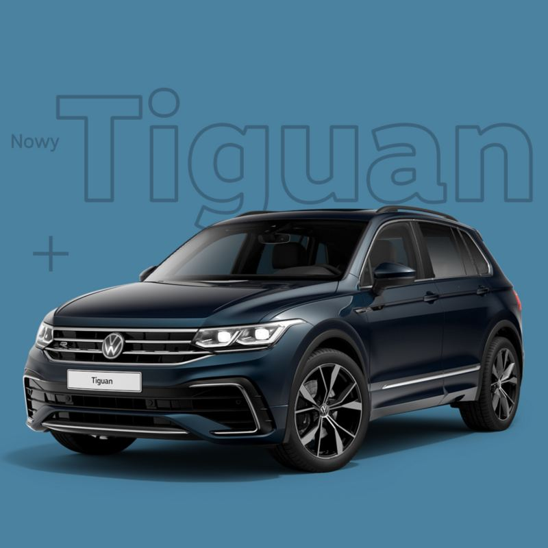 Nowy Tiguan