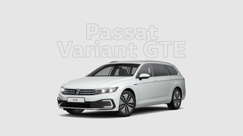 Passat Variant GTE