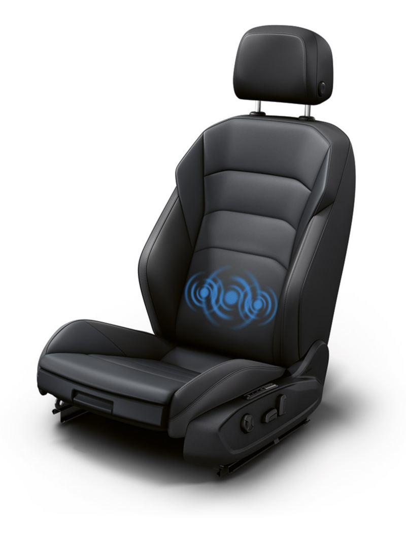 Arteon ergoComfort koltuklar ile rahat yolculuk