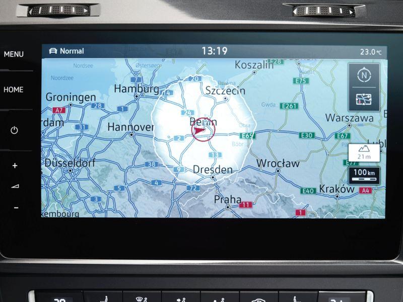 Golf Car-Net App-Connect Navigasyon Sistemleri