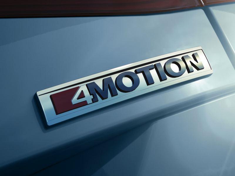 Passat'ın 4 tekerlekten çekiş sistemi 4MOTION®