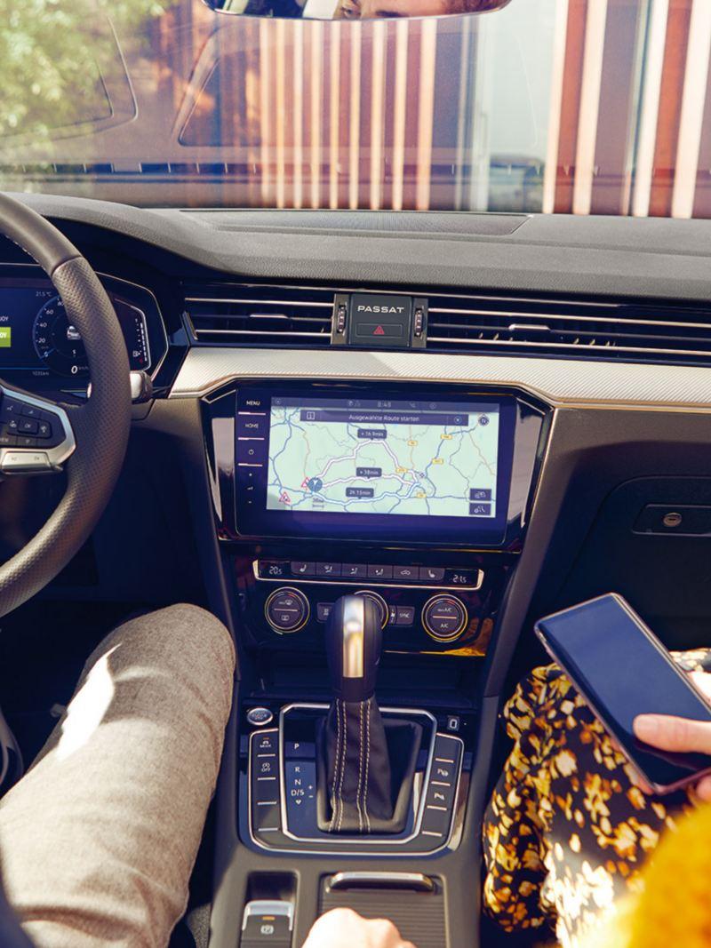 Passat Variant Navigasyon Sistemi