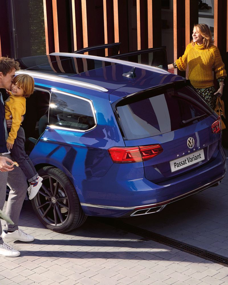 Volkswagen Passat Variant Test Sürüşü