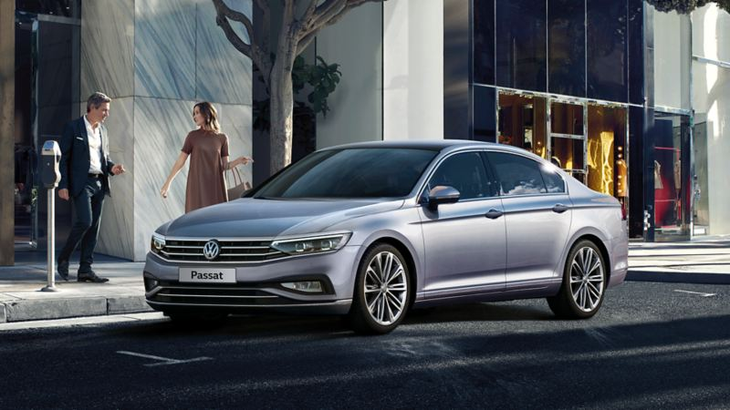 Volkswagen Passat Dış Tasarım