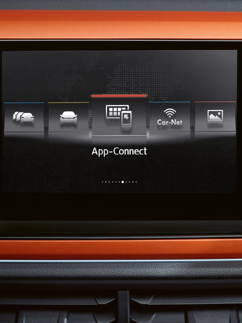 Polo Car-Net App-Connect