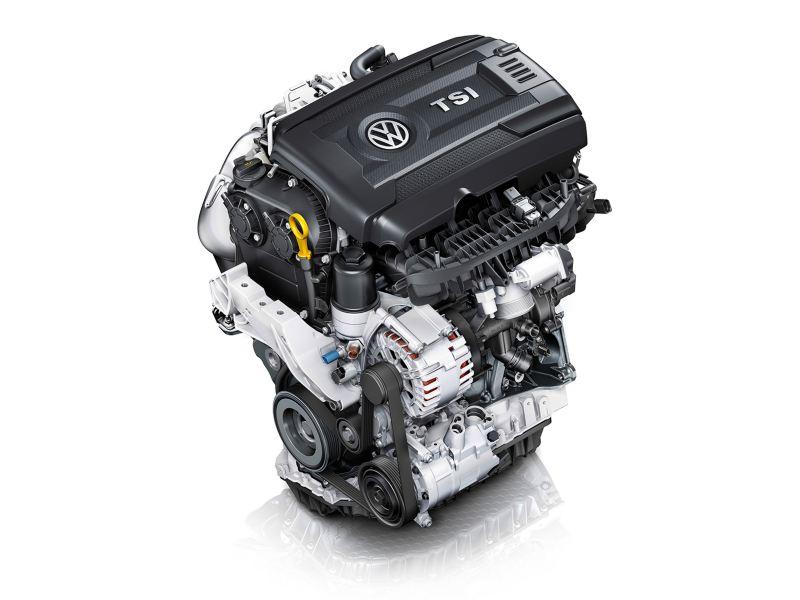 Volkswagen SUV Modelleri TSI Motor Teknolojisi