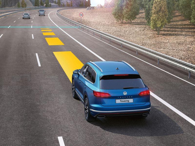 Volkswagen SUV Modelleri Aktif ve Pasif Güvenlik