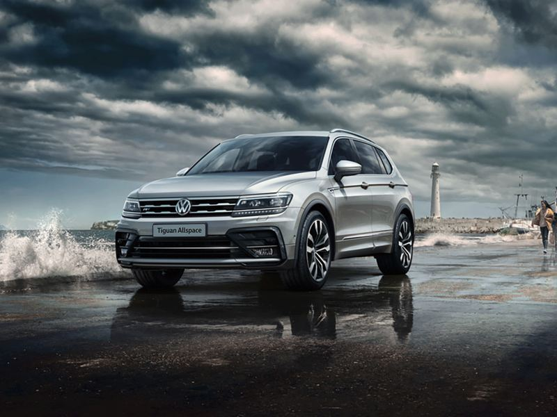 Volkswagen Tiguan Allspace Test Sürüşü