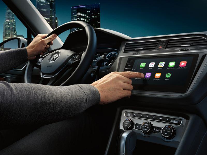 Apple Car Play, Android Auto ve Mirror Link özelliği