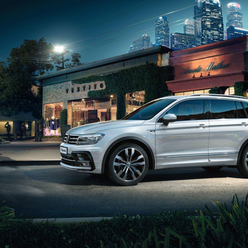 Volkswagen Tiguan model özellik ve detayları