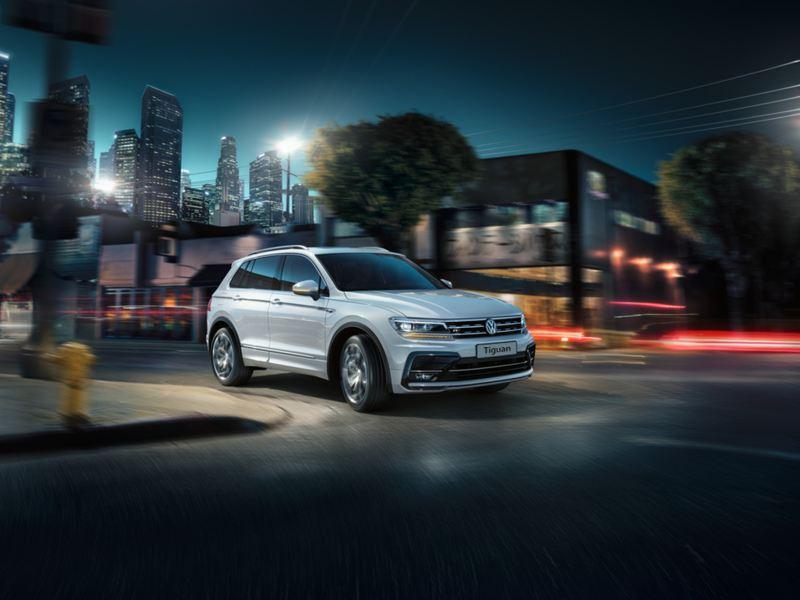 Volkswagen Tiguan Test Sürüşü