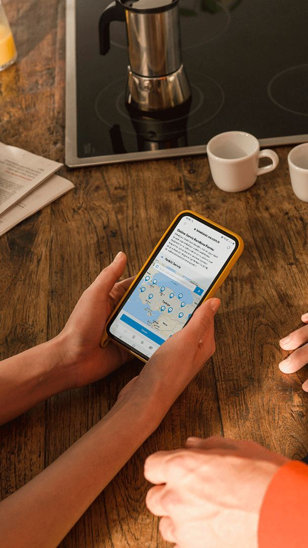 Volkswagen İletişim ve Yol Yardım