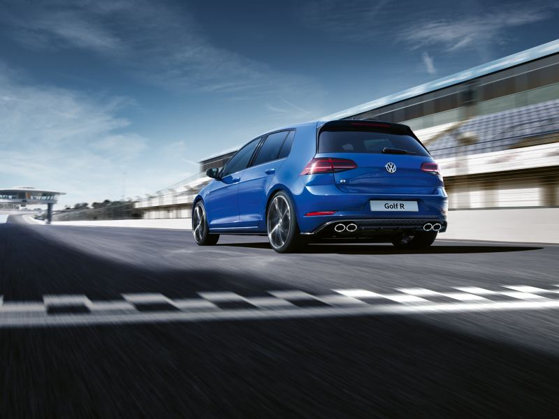 "Golf R LED ""High"" Stop Lambaları"
