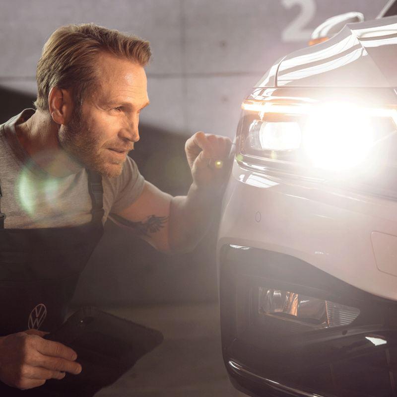 Volkswagen Check-up Hizmeti
