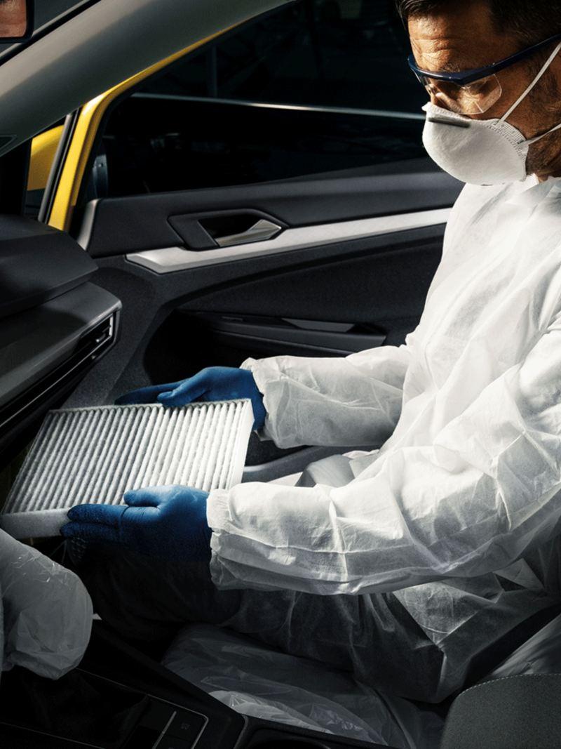 Volkswagen Covid-19 Önlemleri