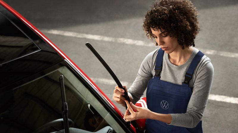 Volkswagen Ekspres Servis