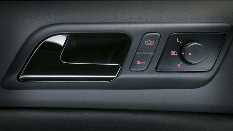 Volkswagen Sözlük Elektrikli Ayarlanabilir ve Isıtmalı Aynalar