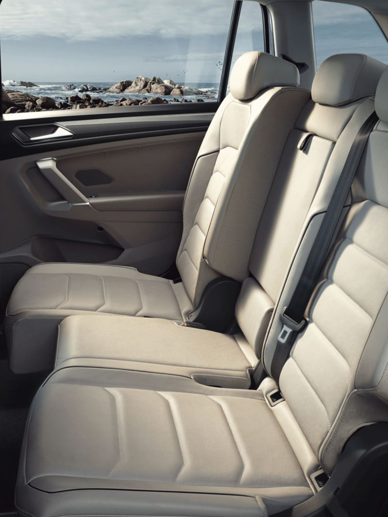 Volkswagen SUV Modelleri Geniş İç Hacim