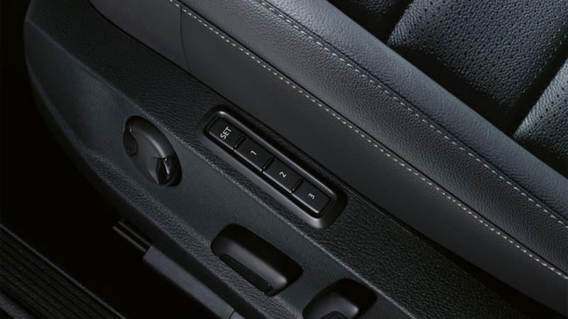 Volkswagen Hafızalı Sürücü Koltuğu