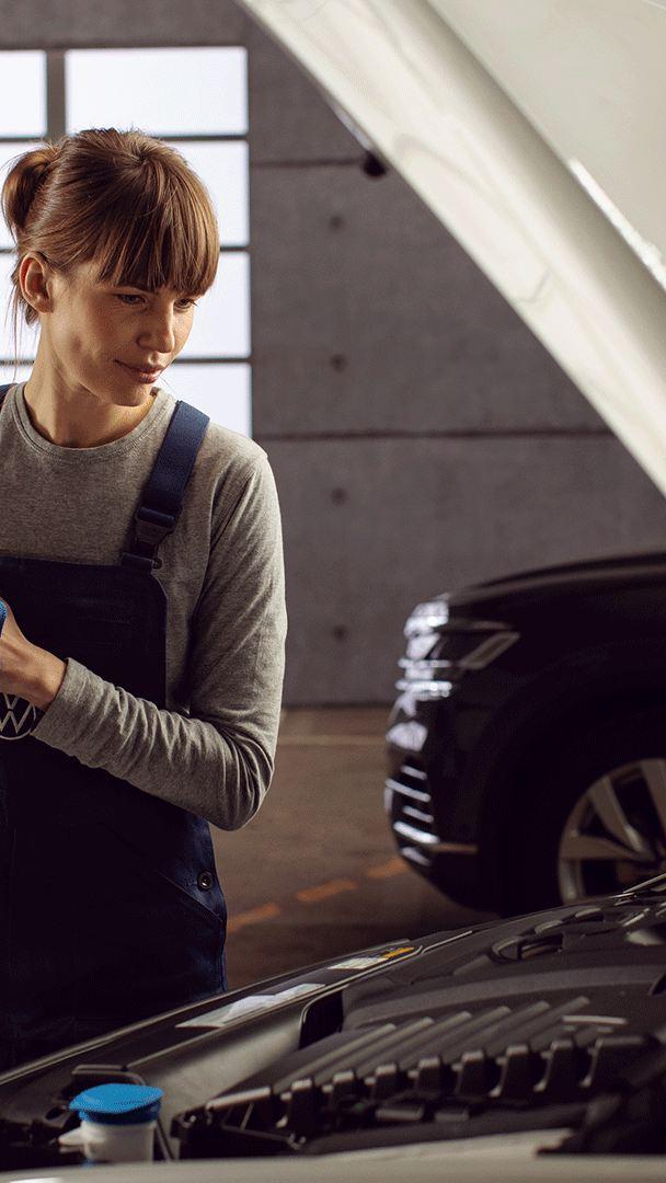 Volkswagen Orijinal Parçalar