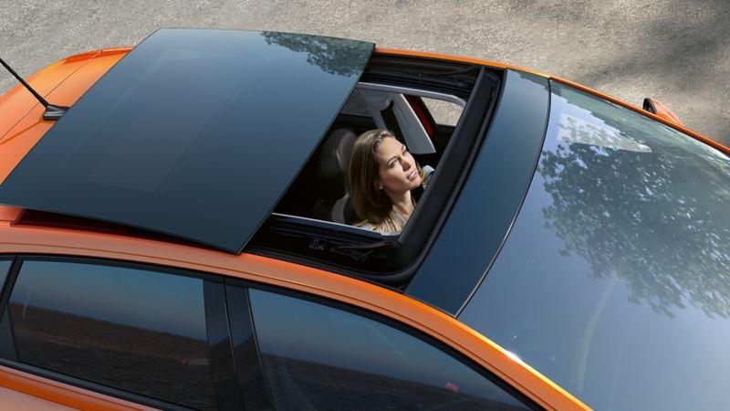 Volkswagen Panoramik Açılır Cam Tavan
