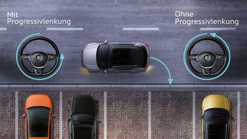 Volkswagen Progresif Direksiyon