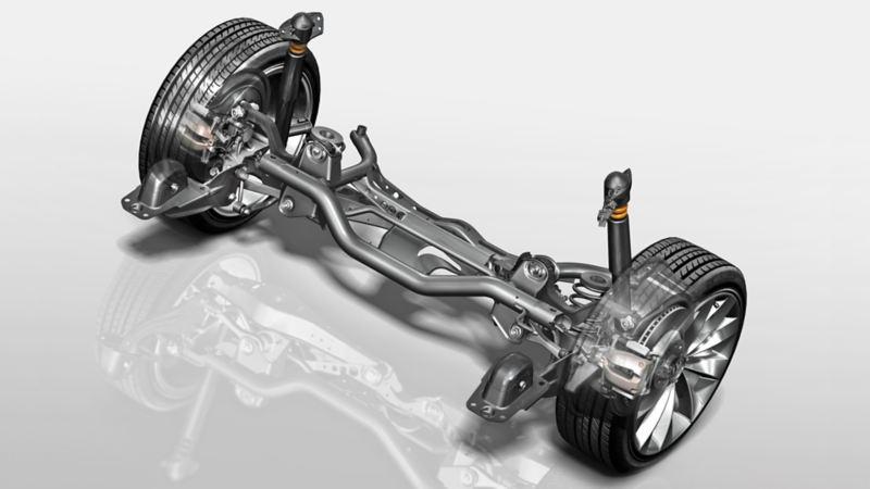 Volkswagen Tekerlek Devir Sensörleri
