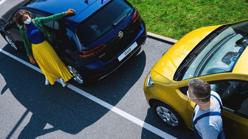 Volkswagen İletişim ve Destek Seçenekleri