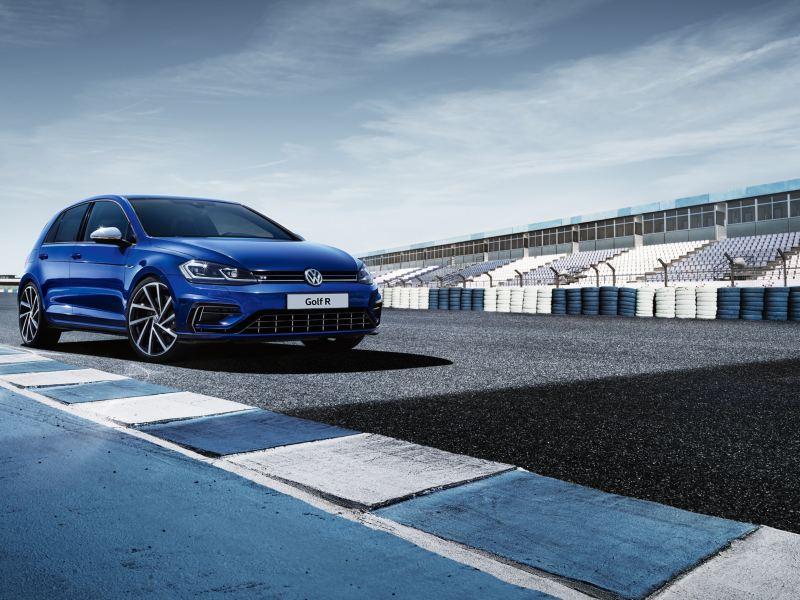 Volkswagen Golf R Test Sürüşü