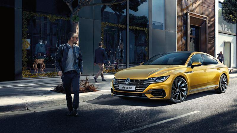 Volkswagen Arteon model özellik ve detayları