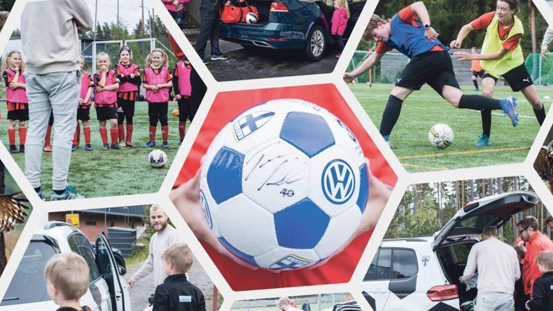 Kiitos Huuhkajat! Volkswagen onnittelee hienosta saavutuksesta.