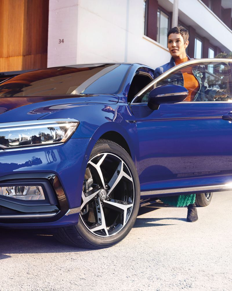 Volkswagen Passat Test Sürüşü