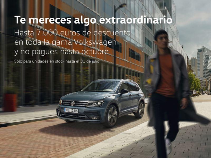 Gama extraordinaria de Volkswagen